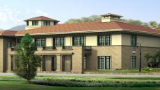 Thiết kế kiến trúc nhà biệt thự