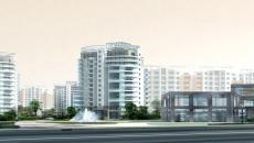 Thiết kế nhà phố - Lô liên kê